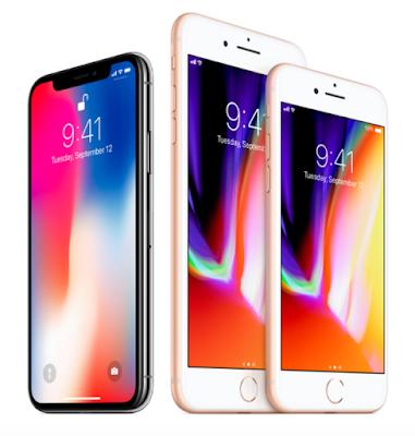 Spesifikasi Iphone 8 Dan Iphone X