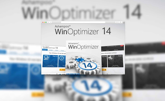 Free Download Ashampoo WinOptimizer 2016 14.01 With Crack