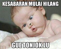 Meme bayi lucu buat komen