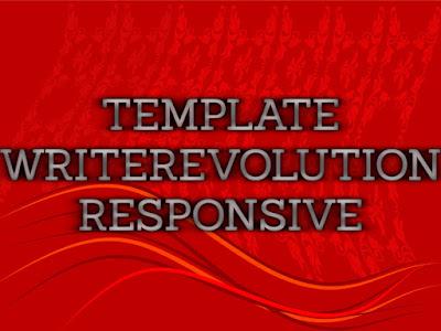 Template Terbaru 2017 Writer Evolution Blogger Seo responsive Download Gratis