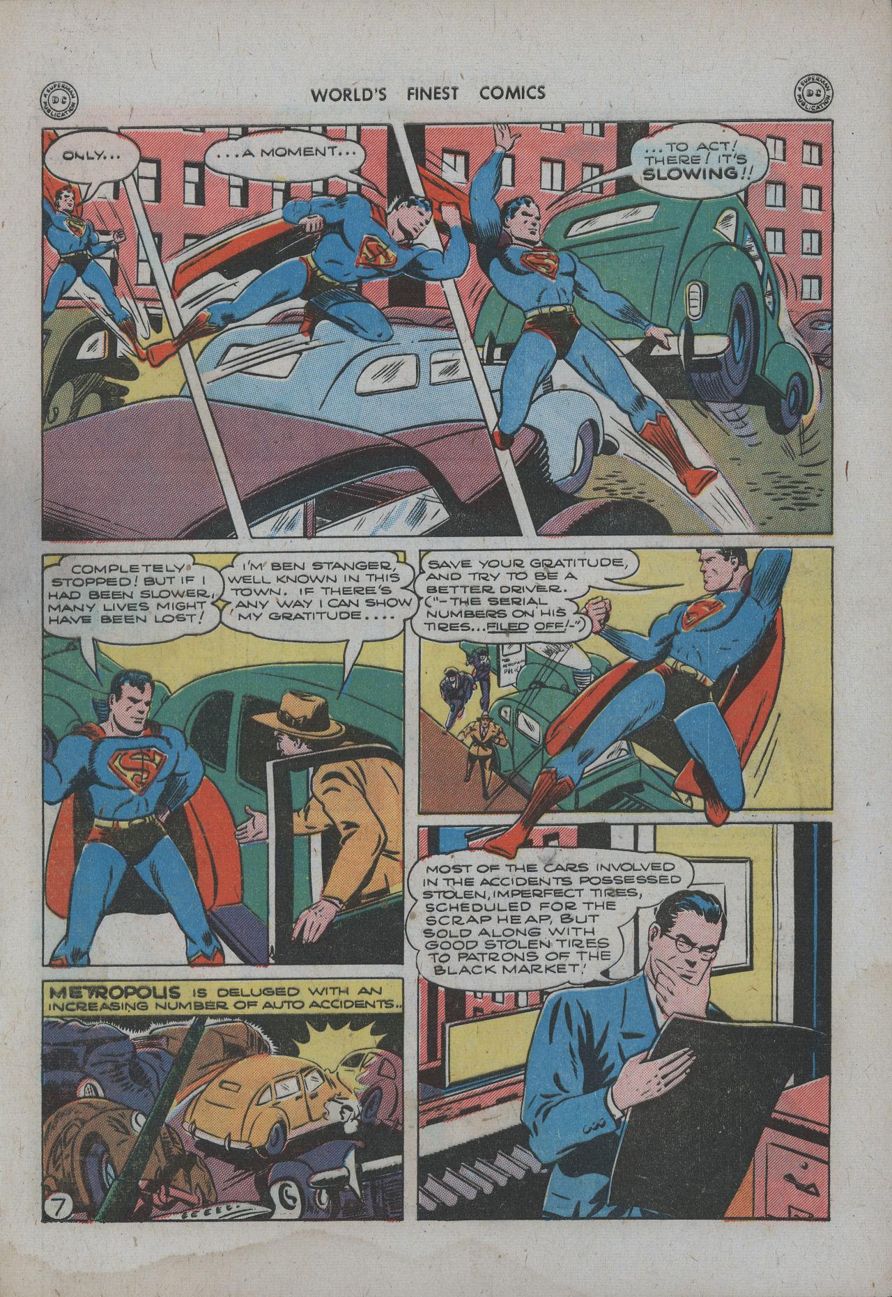 Read online World's Finest Comics comic -  Issue #15 - 10