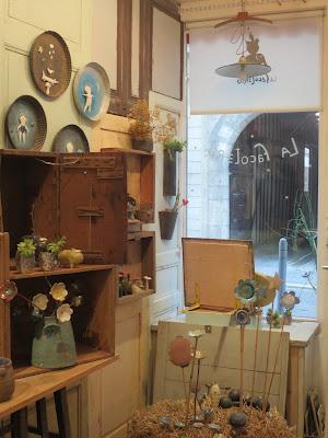 la Facoterie à Troyes - atelier boutique de céramiques