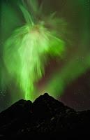 Aurora over Tromvik
