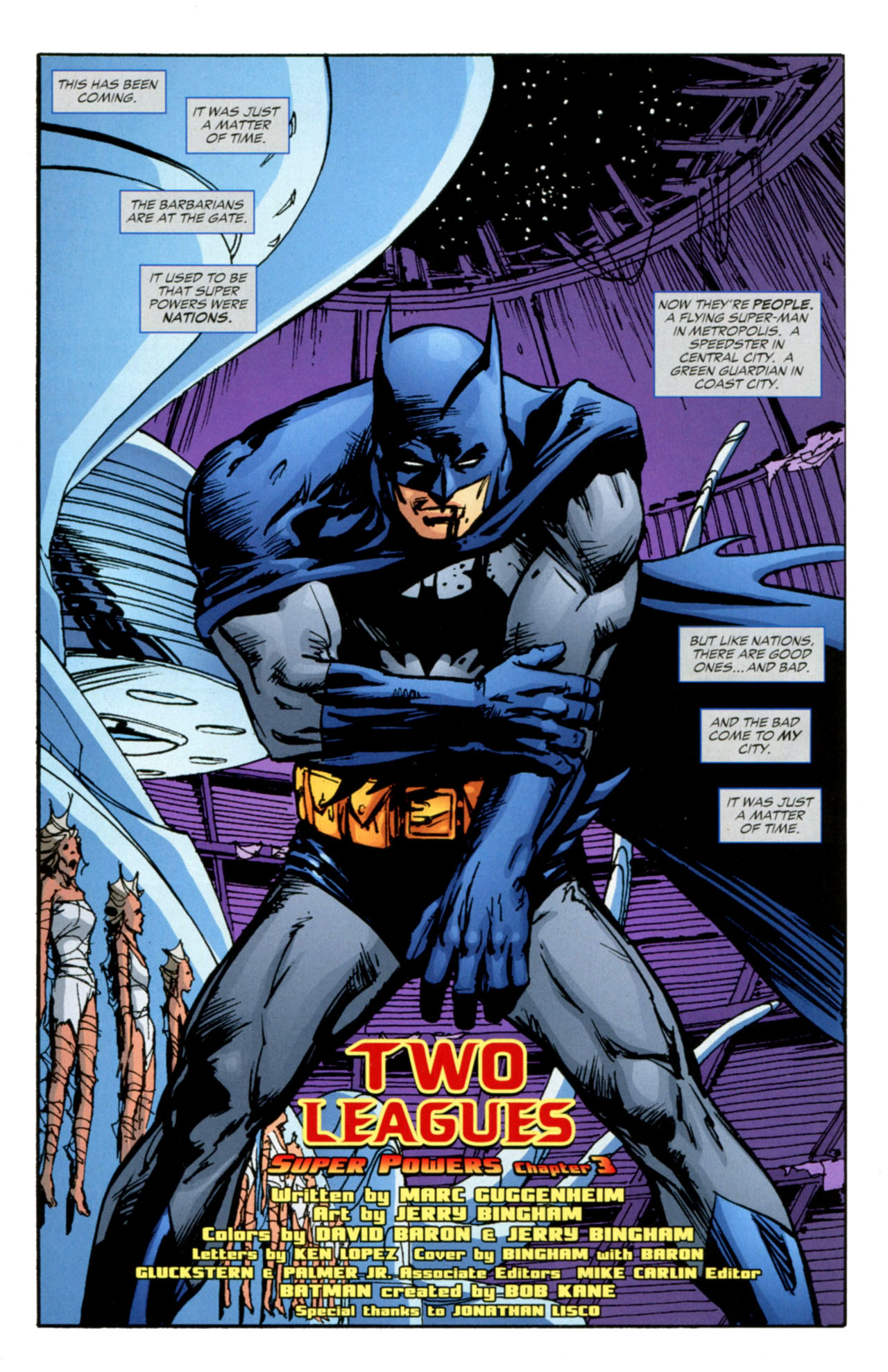 Batman Confidential Issue #52 #52 - English 2