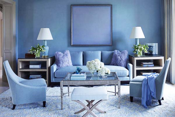 Living Room Minimalist Essential Guide – Decorating Blue Living Room Walls