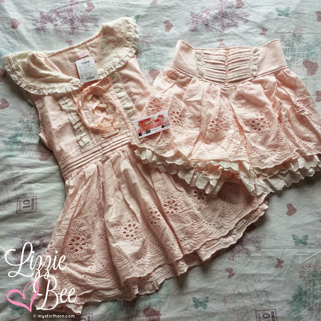 kawaii gyaru shop liz lisa set