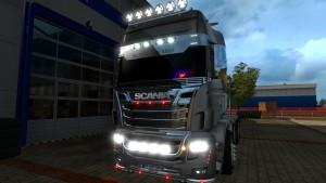 Scania Illegal