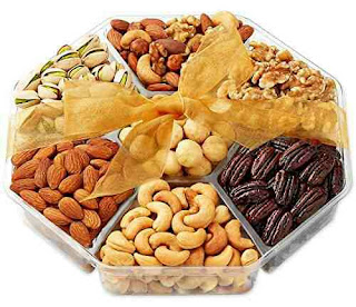 Hula Roasted Nuts - Grocery Gift Basket for Birthdays and Special Day Events