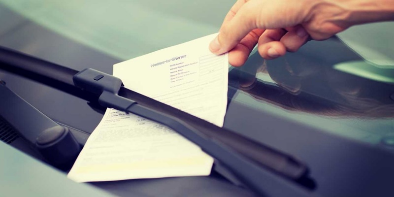 Modelo recurso de multa de trânsito header