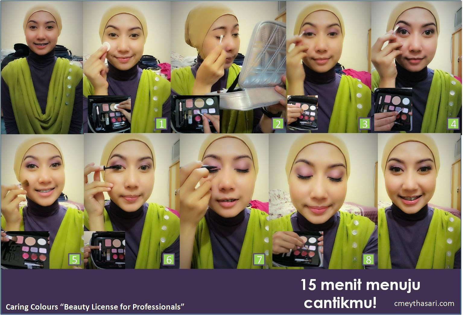 Tutorial Make Up Natural Lebih Pas Untuk Para Hijabers