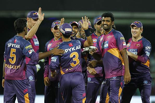 Rain poses threat to Bangalore-Pune clash