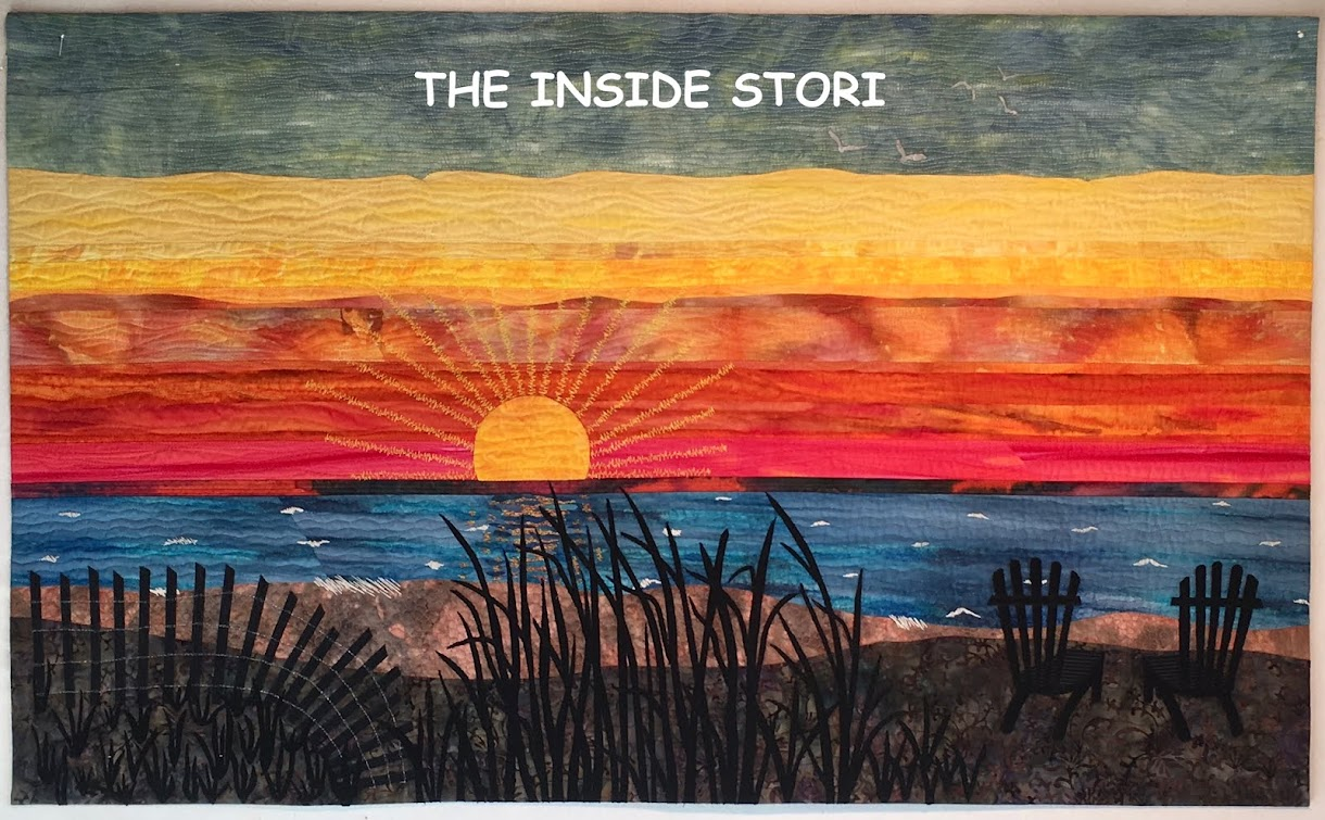 THE INSIDE STORI     -     BY  MARY STORI