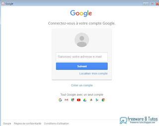 WMail Gmail Inbox