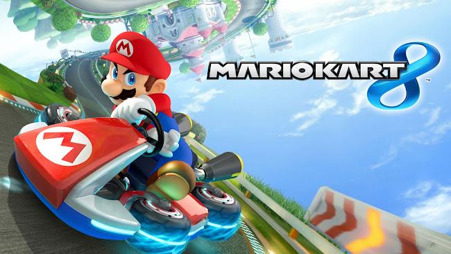 Mario Kart 8 +DLC (USA) Wii U ROM