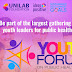 Ideas Positive calls on youth to join the conversation on public health
