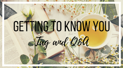 Getting to know you tag and Q&A