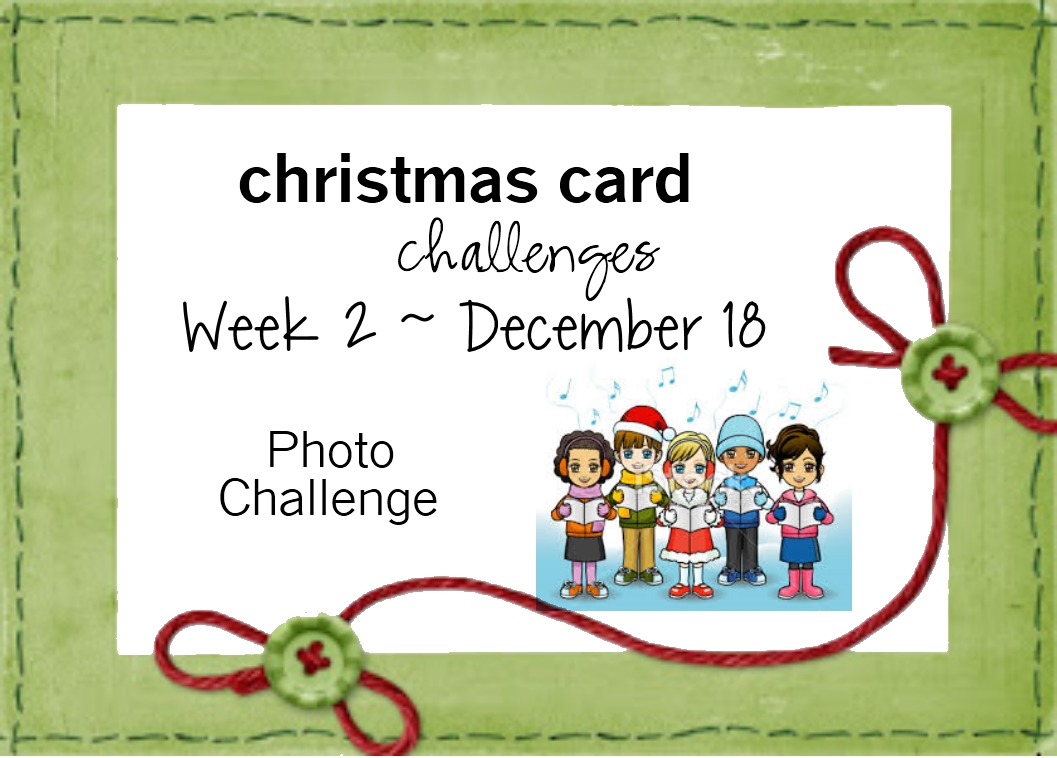 Christmas Card Challenges Challenge 2
