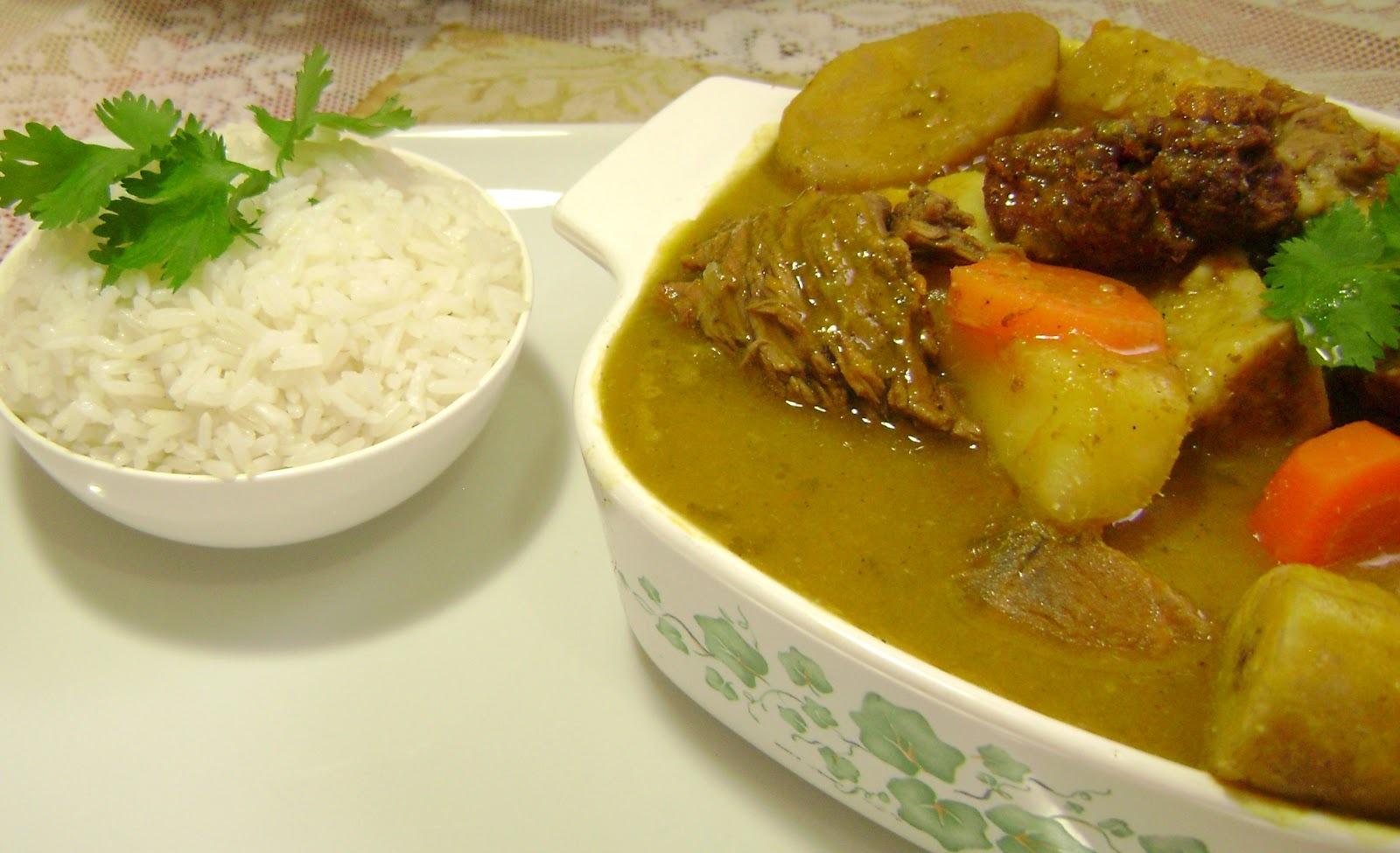 la comida dominicana tipica sancocho dominicano