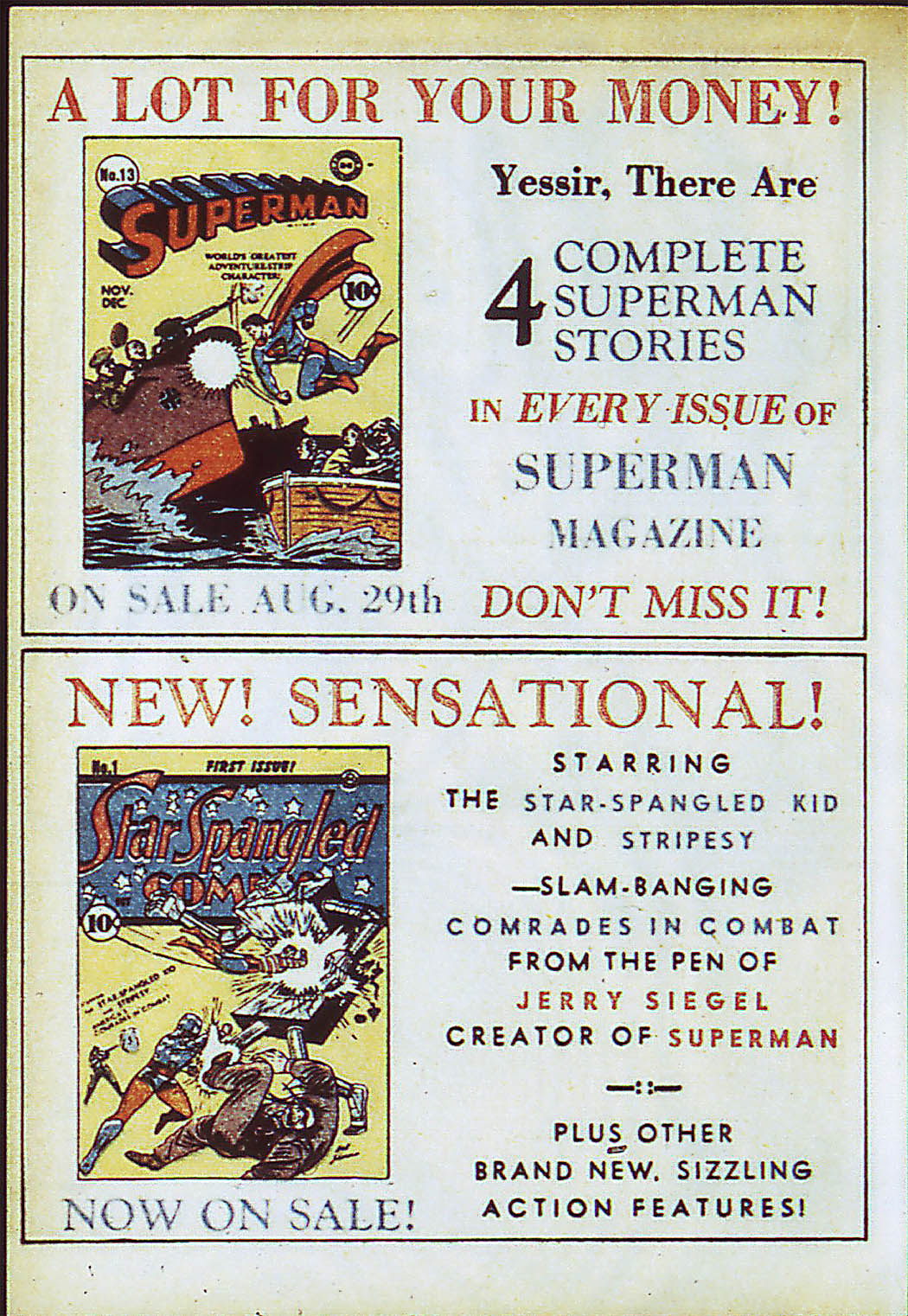 Read online Action Comics (1938) comic -  Issue #41 - 29