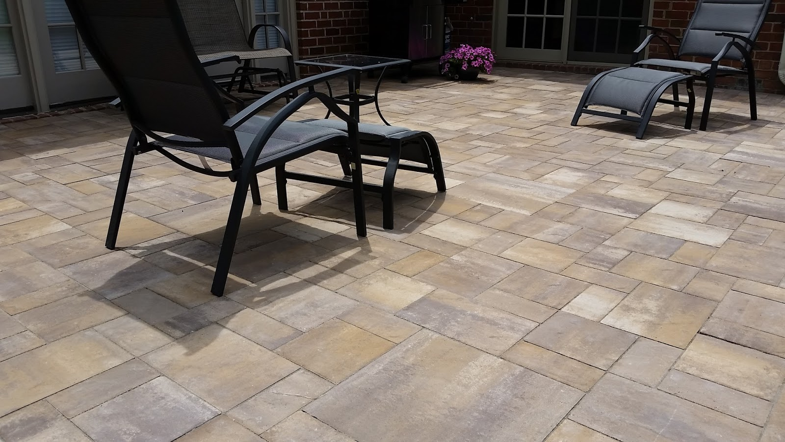 Custom Stoneworks Amp Design Inc Cambridge Pavers With
