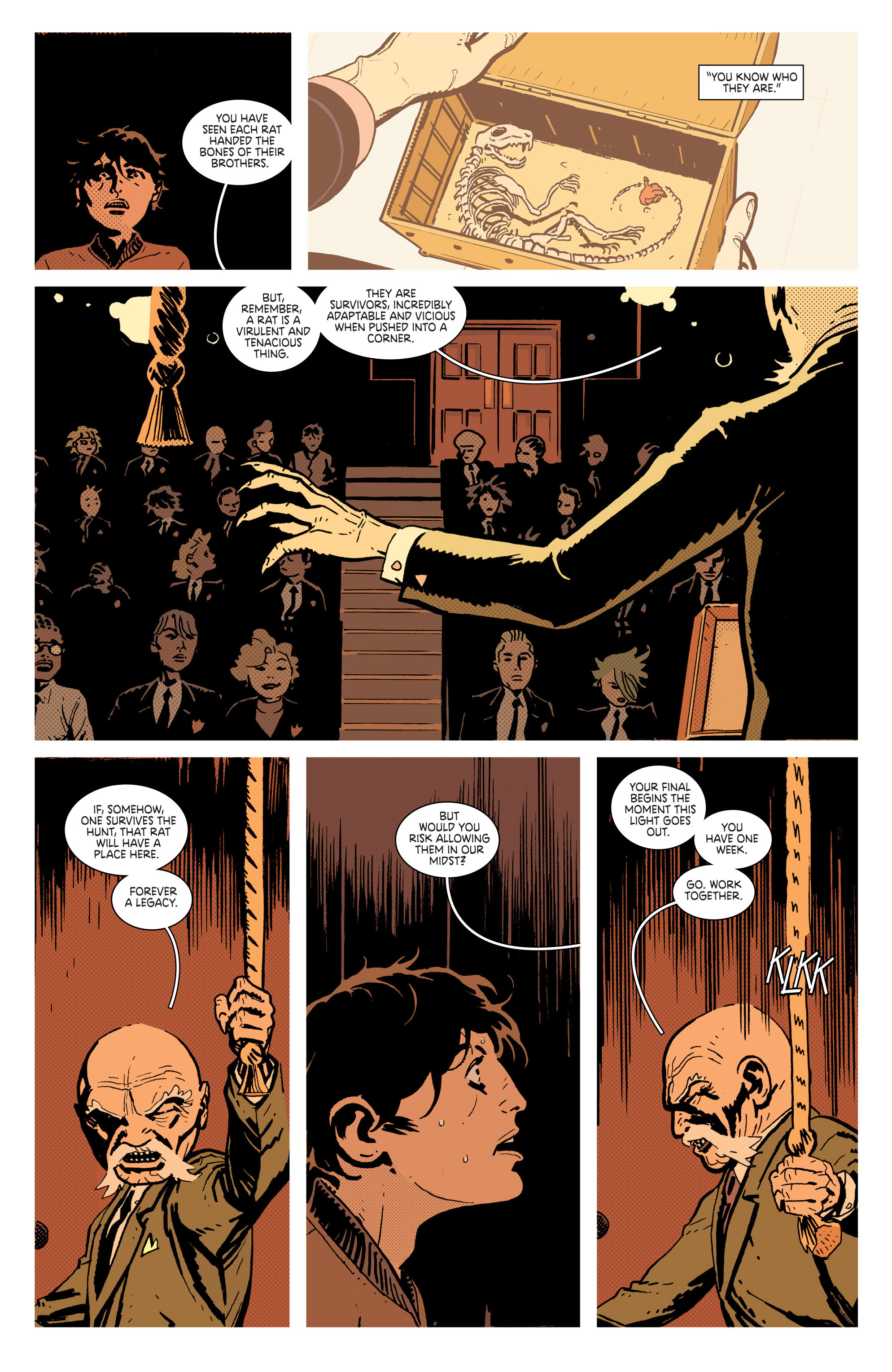 Read online Deadly Class comic -  Issue # _TPB 3 - 110