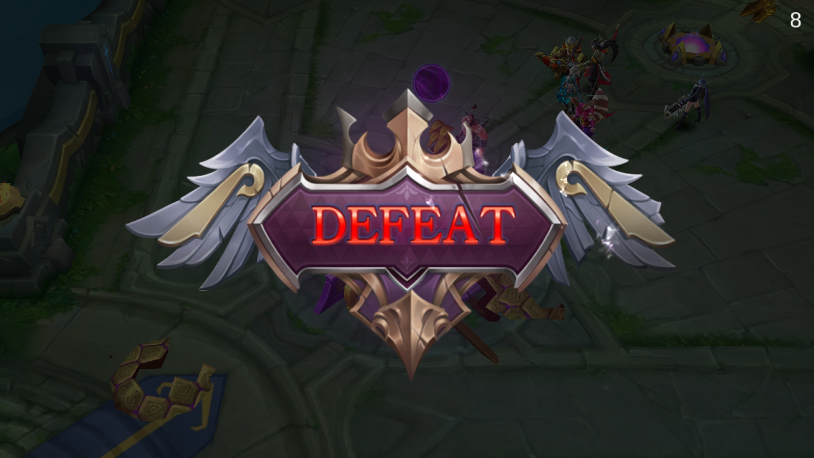 Mobile Legends Bang Bang How To Report Quitter Feeder Afk Players