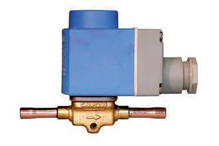 Solenoid valve dhilreefer
