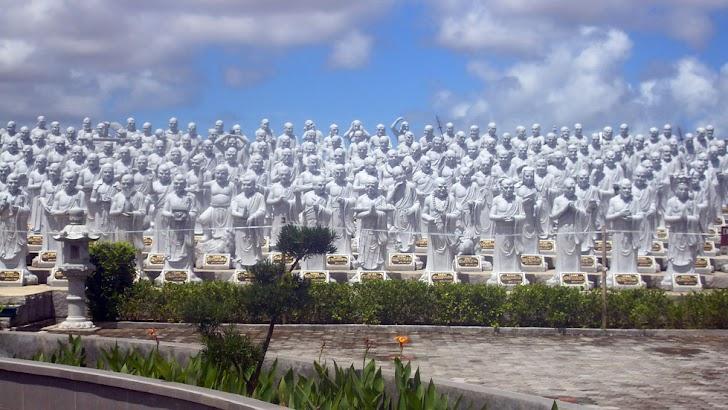 Vihara 1000 Patung Tanjungpinang