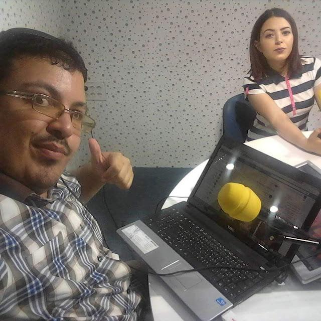 الممثلة المسرحية هنادي ساسي وبرنامجها الجديد الموجه للأطفال على راديو تونسي راديو كل تونسي