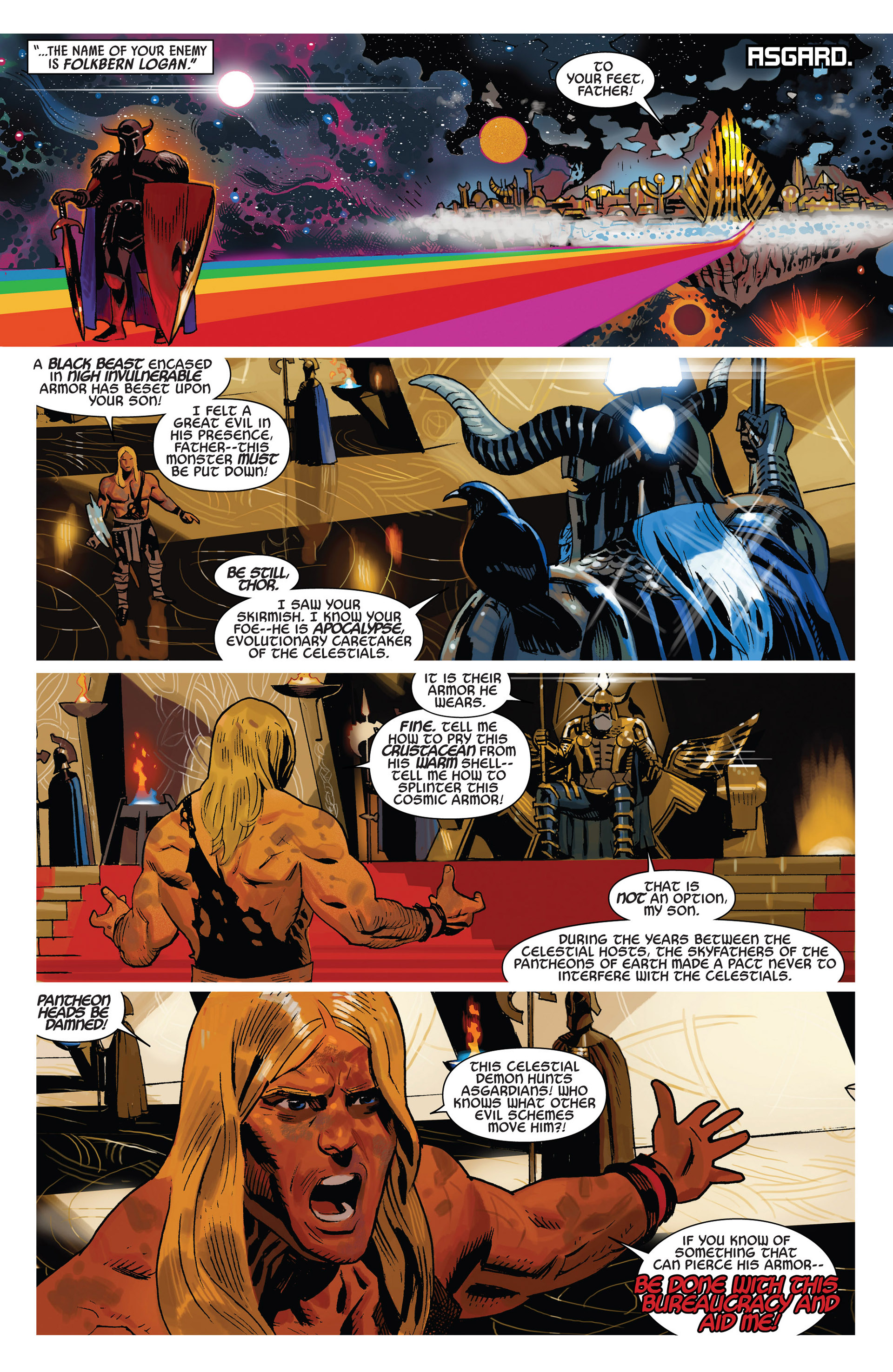 Read online Uncanny Avengers (2012) comic -  Issue #6 - 9