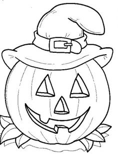 Imageslistcom Halloween Images To Color 2
