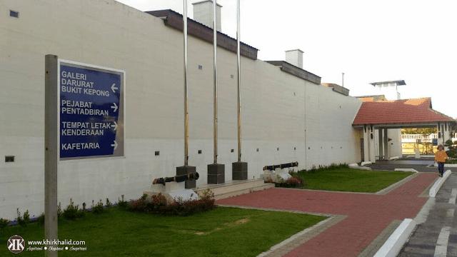 Bukit Kepong, Balai Polis Bukit Kepong, Muar, Johor,