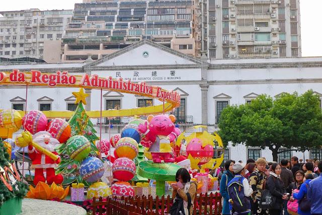 Historic Macau