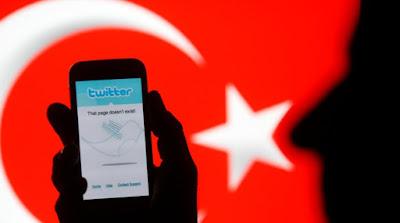 تركيا تحجب مواقع التواصل الإجتماعي