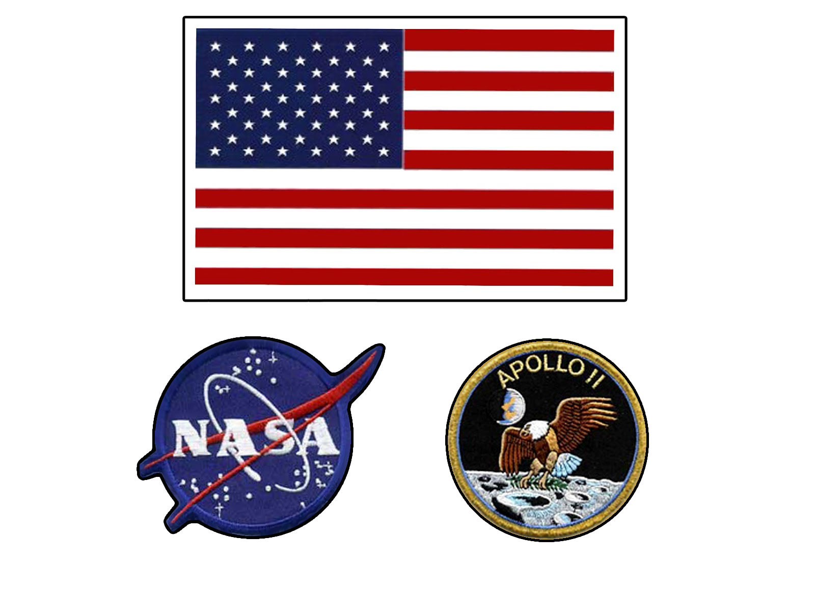 nasa patches on sleeve - photo #47