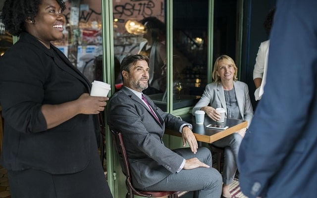 make perfect first impression business meeting