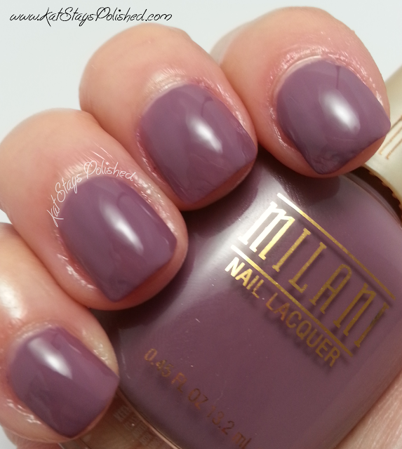 Milani Nail Lacquer - Heather