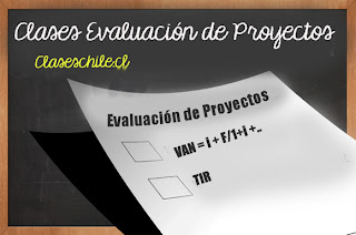 CLASES PARTICULARES EVALUACION DE PROYECTOS