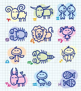 Gambar DP Zodiak Lucu Funny Zodiac