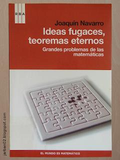 jarban02_pic103: Ideas fugaces, teoremas eternos de Joaquín Navarro