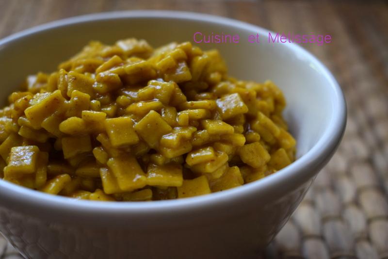 risotto crozets