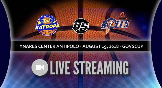 Live Streaming List: TNT Katropa vs Meralco Bolts 2018 PBA Governors' Cup