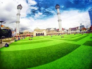 16 Daerah Tempat Ngabuburit di Bandung Yang Asyik Favorit 2017
