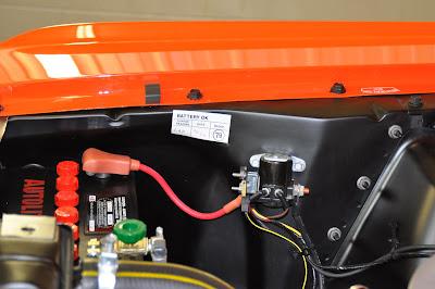 65 mustang alternator wiring diagram travel trailer electric brake virginia classic blog: 1965 high performance convertible restoration update