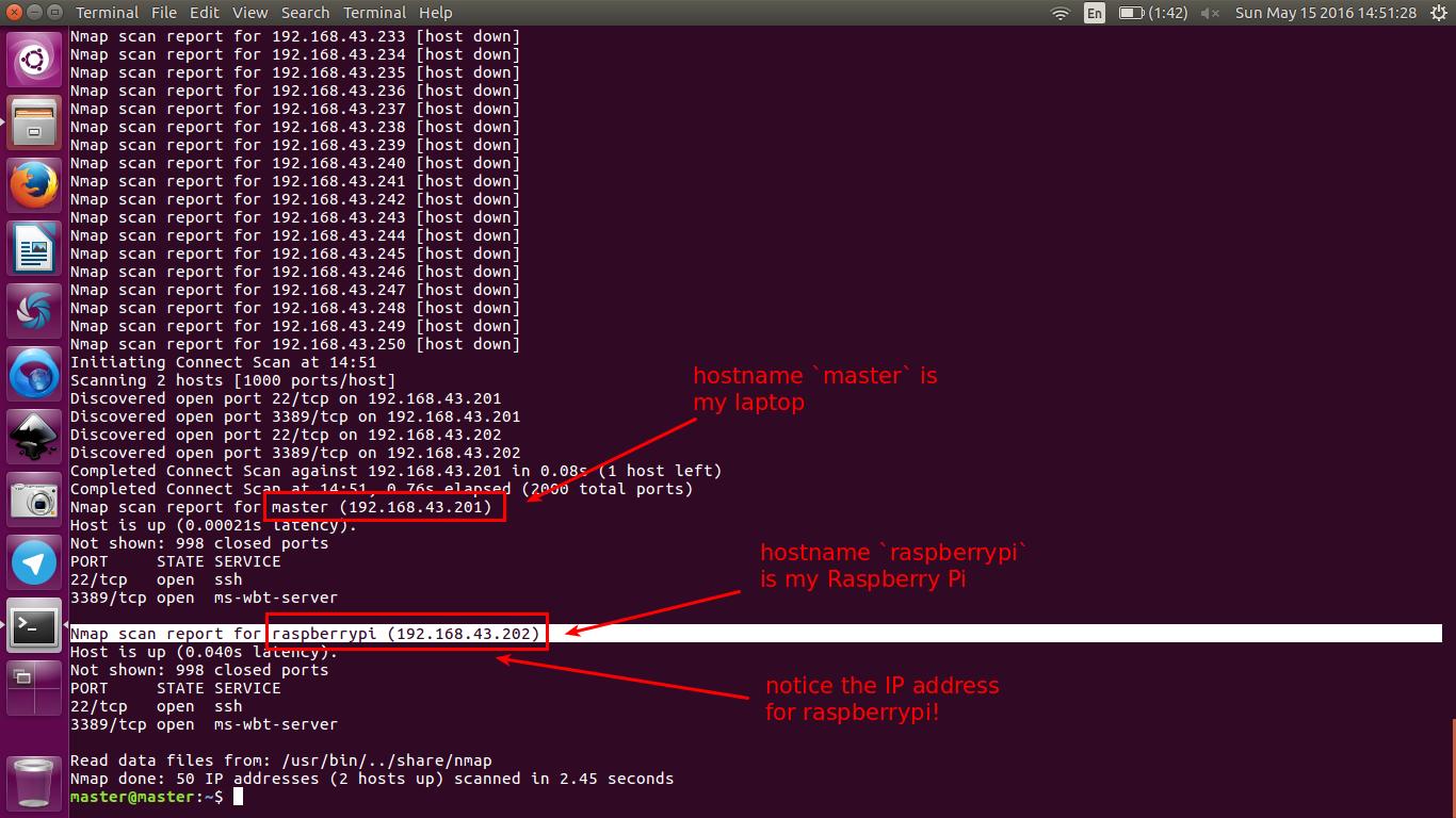 4 pi ubuntu raspberry
