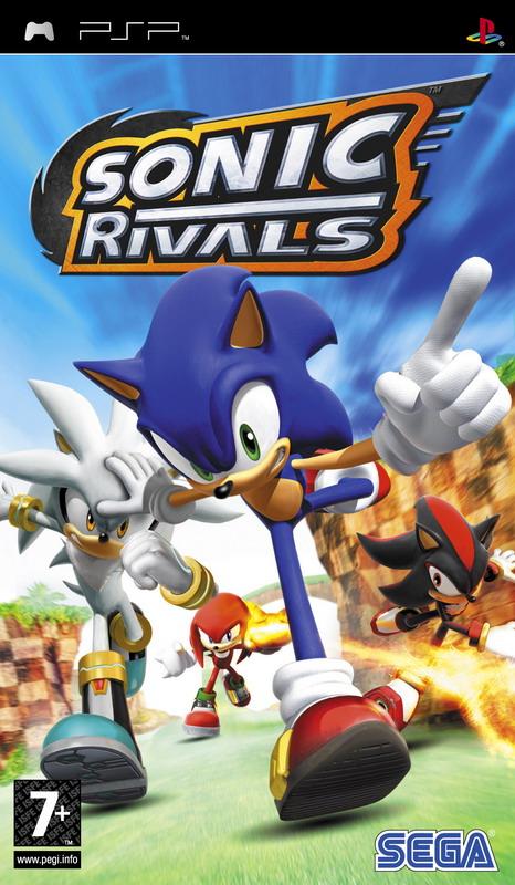 ROMs - Sonic Rivals (Português) - PSP Download