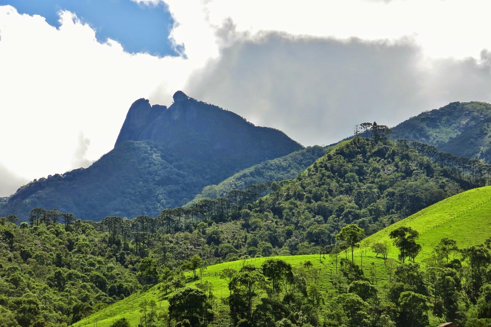 Pedra Selada, em Visconde de Mauá.