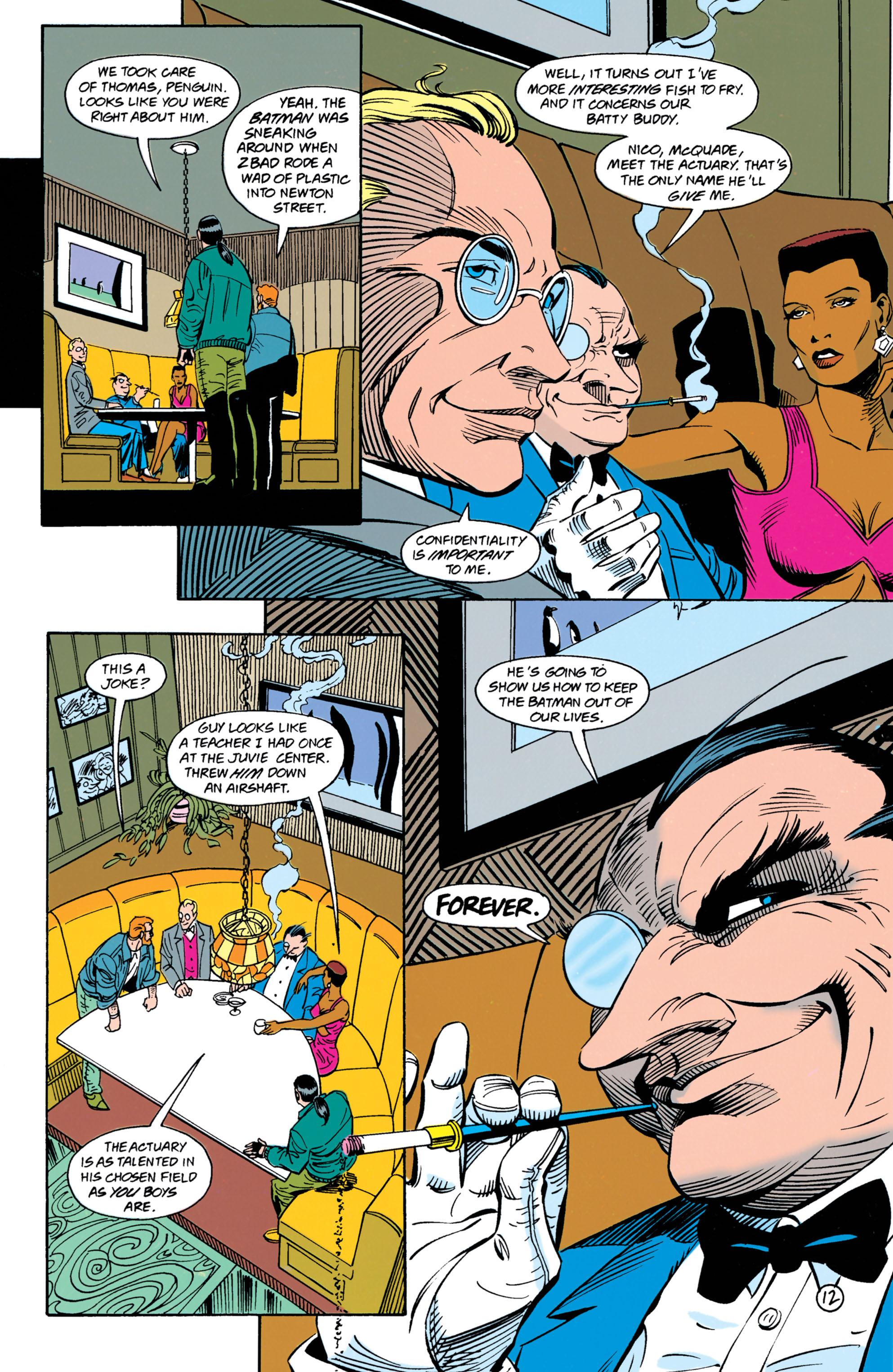 Detective Comics (1937) 683 Page 12