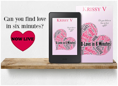 **Release Day Blitz** 0-Love in 6 Minutes ~ by Krissy V