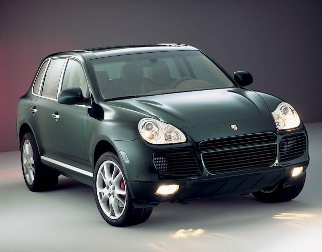 Porsche Recalls Nearly All 2003-06 Cayennes Over Fuel Leak